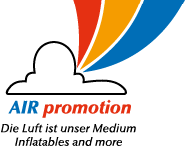 AIR Promotion Inflatable Adverstising