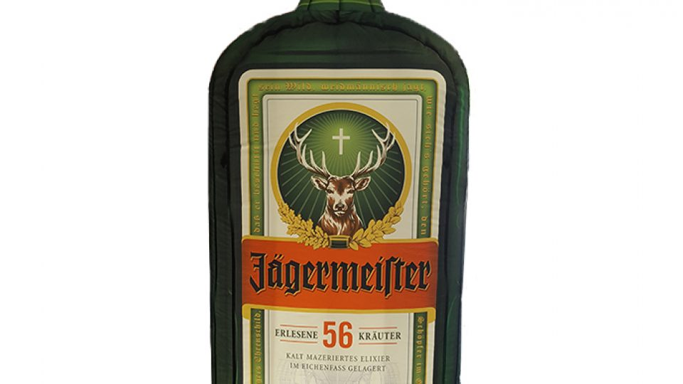 Jägermeister-aufblasbar