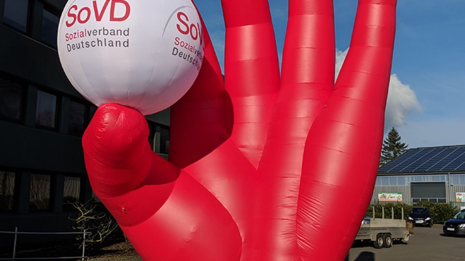 hand-inflatable