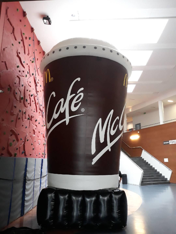 McCafe mug