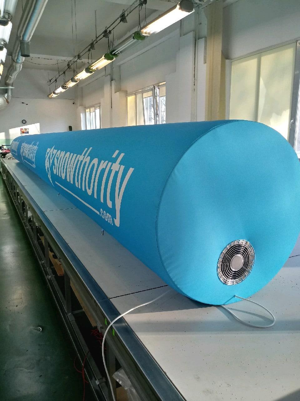 Werbebande Inflatable