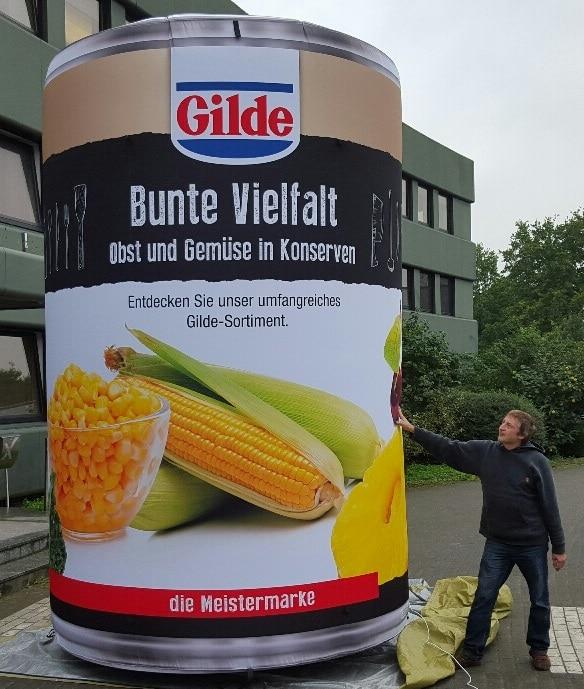 Bunte Vielfalt von Gilde