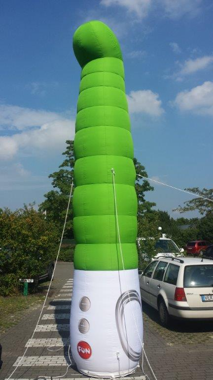 patchy paul inflatable dildo