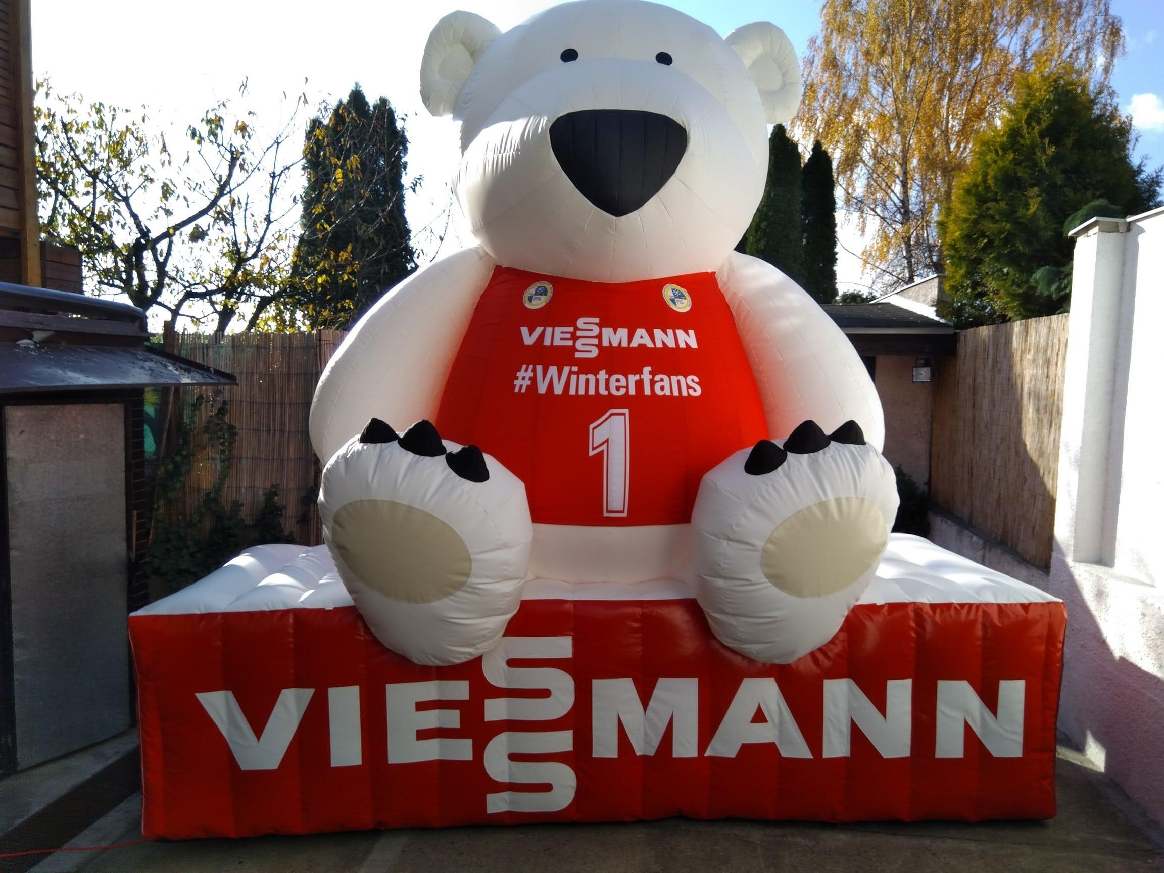 Eisbär für Viessmann