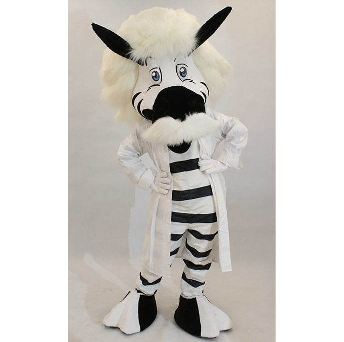 Walking Act Zebra