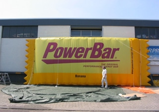 XXL Power Bar Energy Riegel