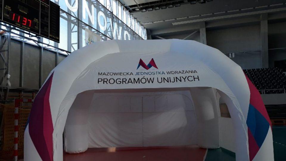 Spider Tent 6x4m
