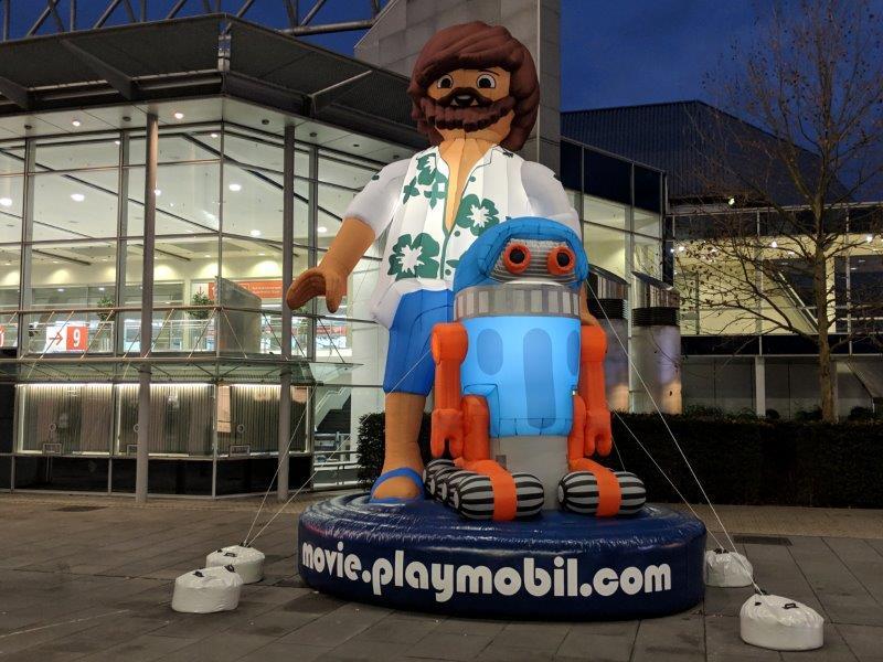 Riesenfigur-Playmobil