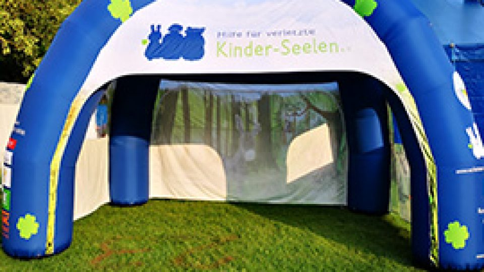 6x4m Spider Tent