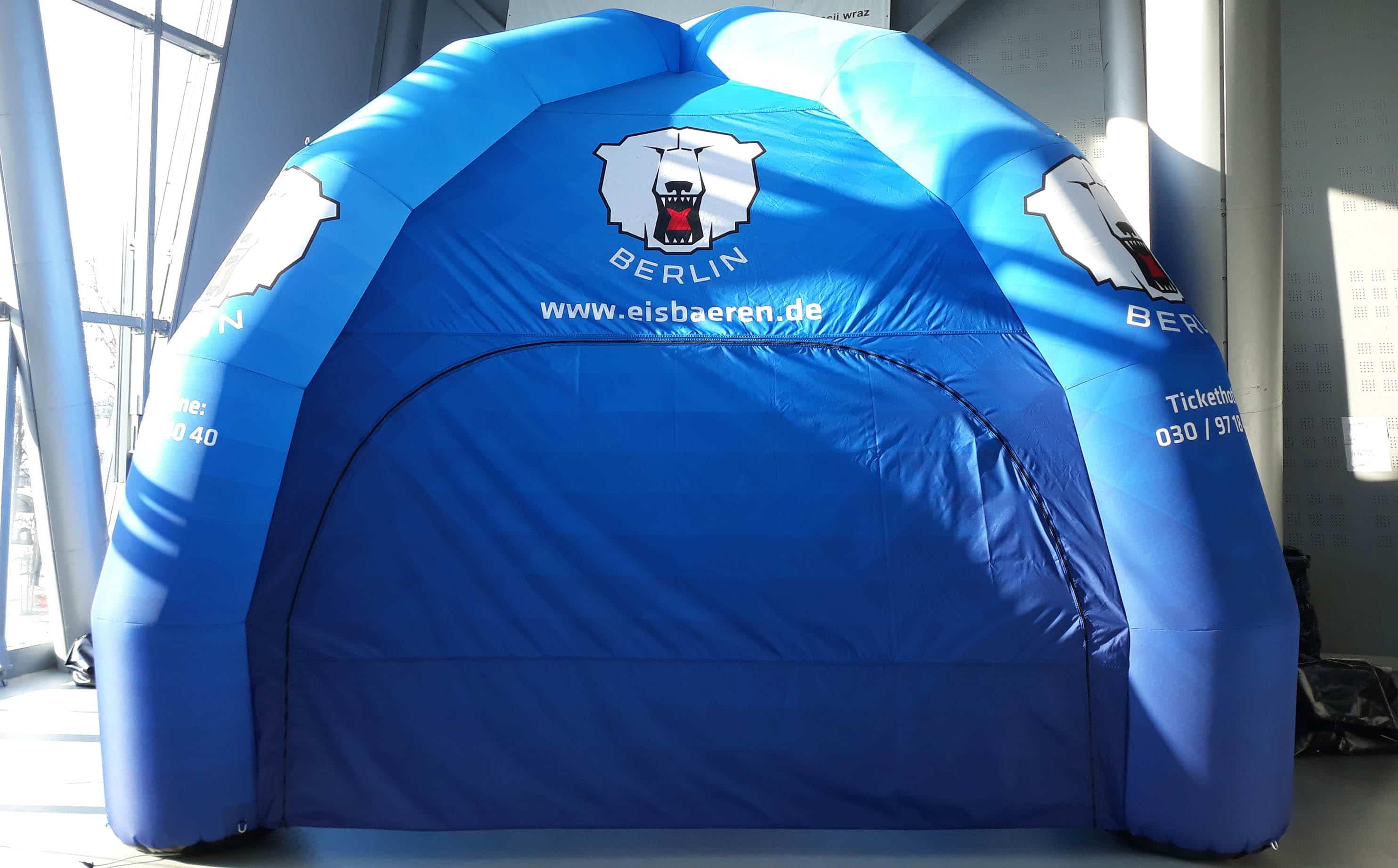 Spider Tent 5x5m