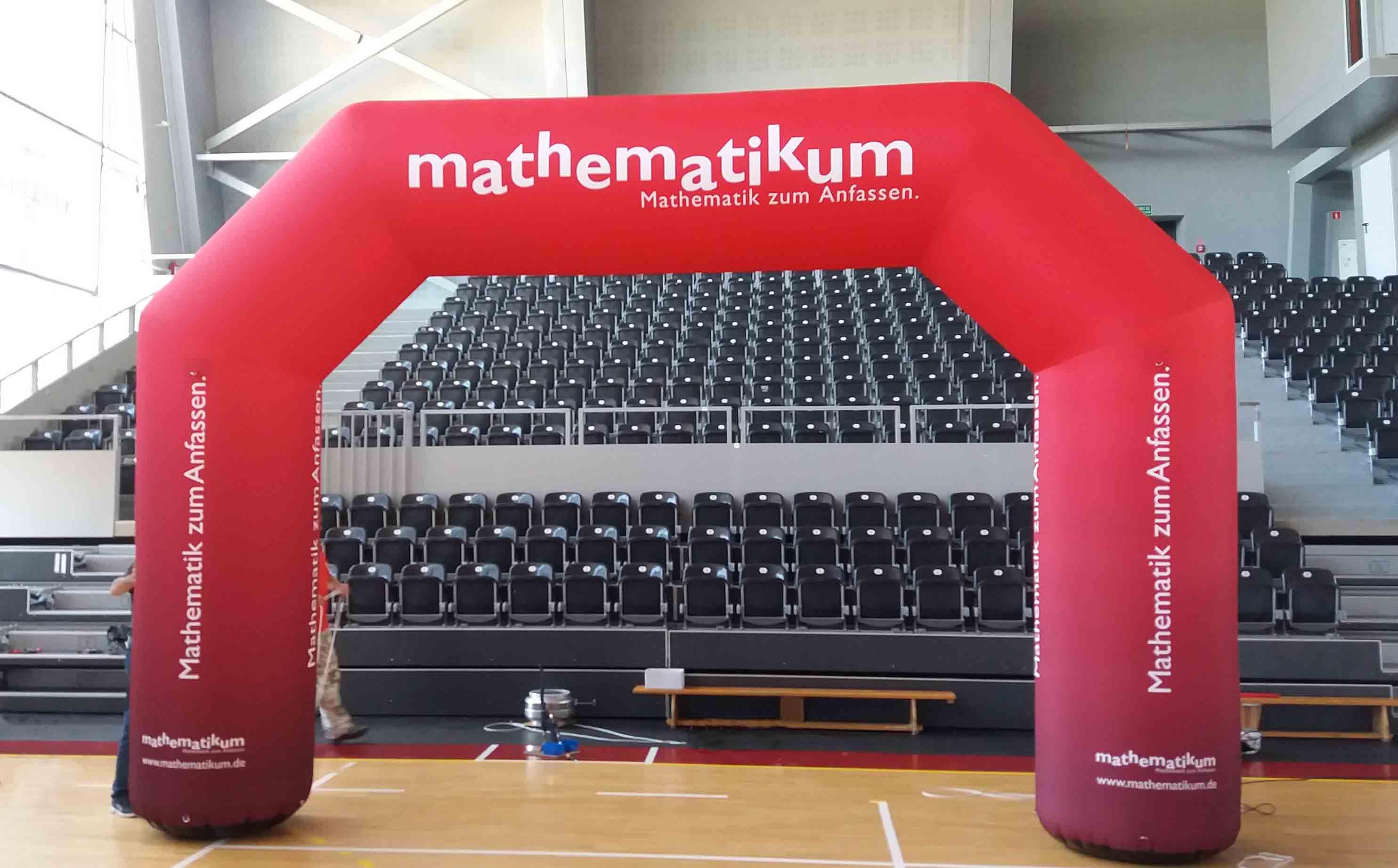 mathematikum-torbogen