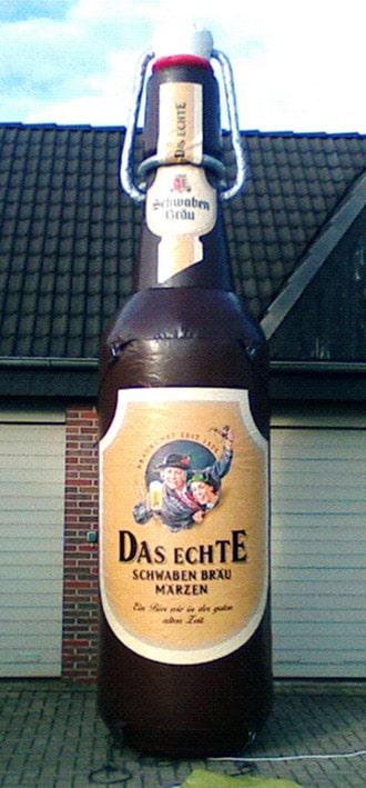 Das Echte bottle