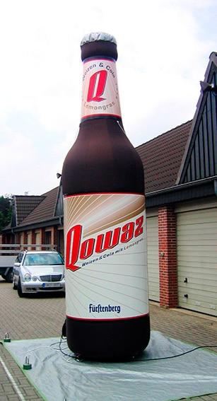Qowaz Flasche