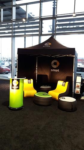 aufblasbare m bel air promotion. Black Bedroom Furniture Sets. Home Design Ideas
