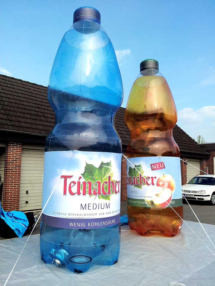Teinacher bottle
