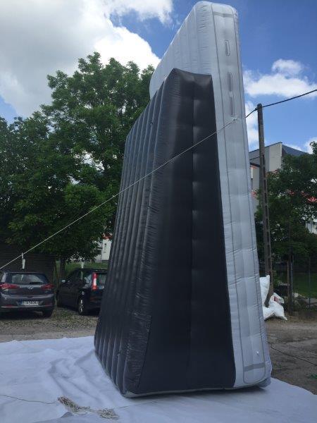 aufblasbares Riesen-Handy-6m
