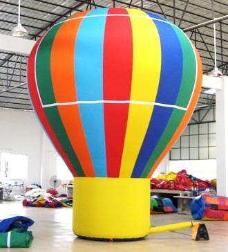 Bunter Ballon