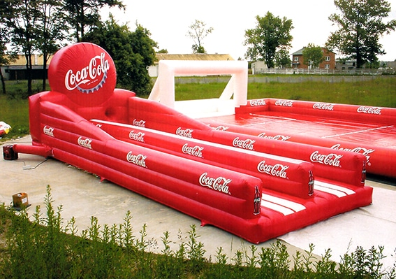 Coca Cola Bungeerun