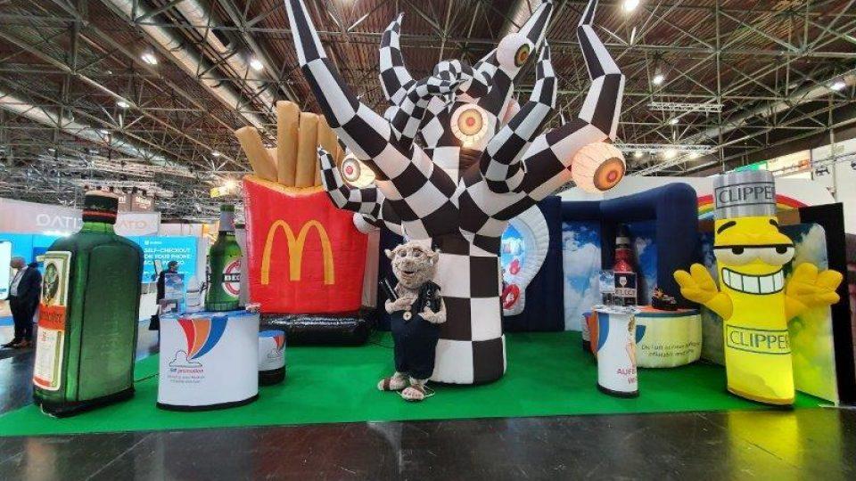 inflatables-Euroshop