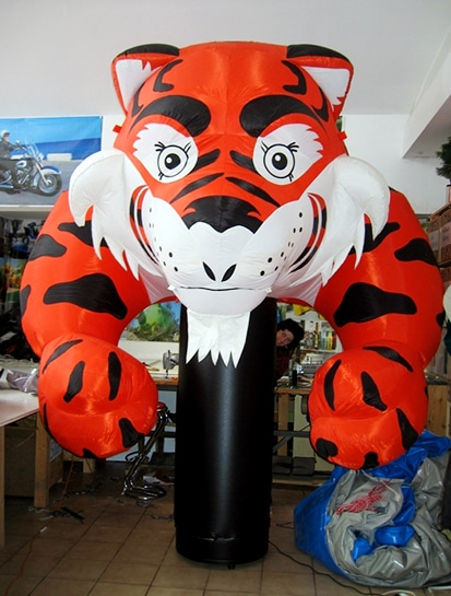 Easy-Up Esso tiger
