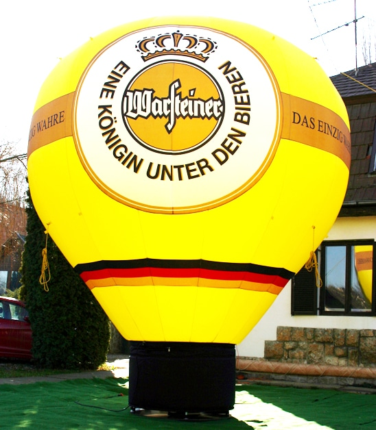 Warsteiner Ballon